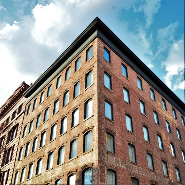 136 Baxter Street Condominiums Building, 136 Baxter Street, New York, NY, 10013, Little Italy NYC Condos